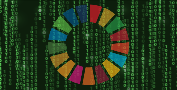 SDGs and numbers Illustration: Colourbox