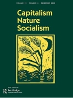 Cover of Capitalism Nature Socialism