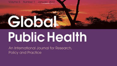 Cover of Global Public Health
