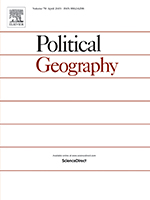 Cover of Political Geography