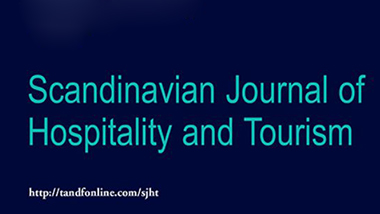 Cover of the Scandinavian Journal of Hospitality and Tourism