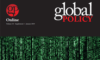 Global Policy cover