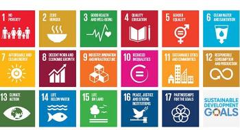 The Sustainable Development Goals.