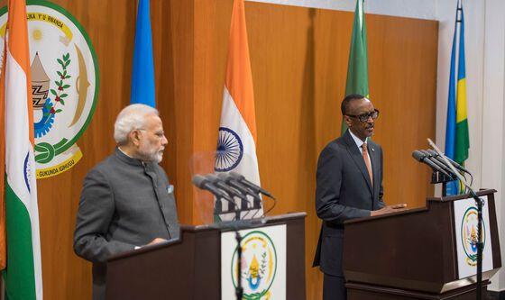 India Africa Modi