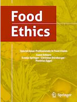 Cover Food Ethics