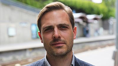 Portrettbilde Kristian Bjørkdahl