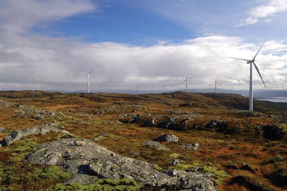 hitra-windpower-statskraft